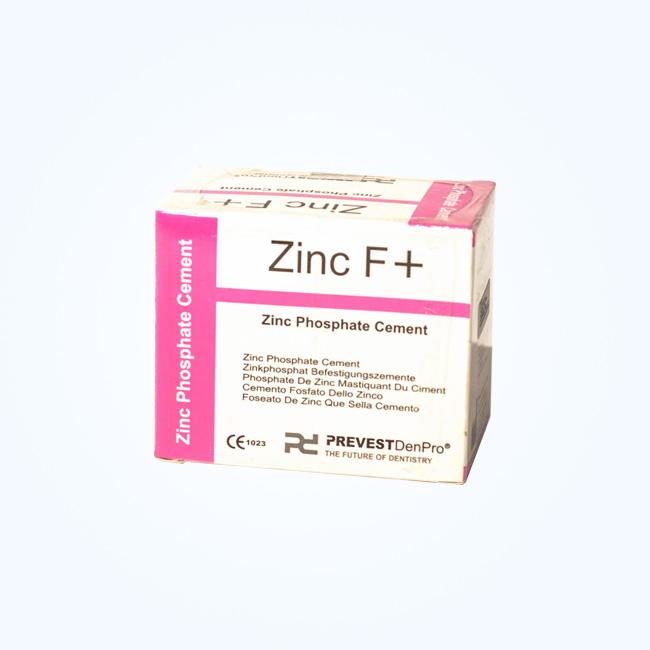 Zinc F +